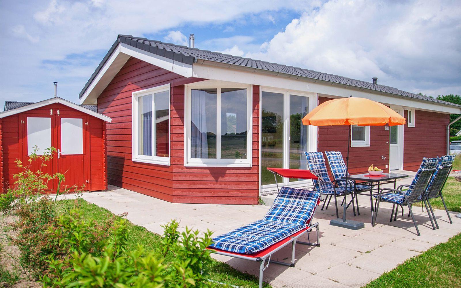 Vorschaubild - Neubau Ferienhaus 'Strandnixe'